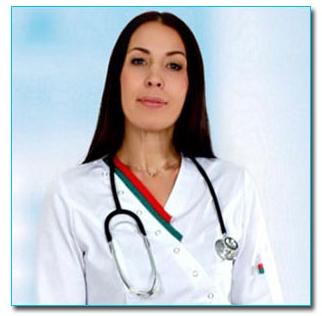 Ольга Ивановна Бочанова