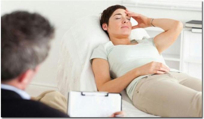 Лечение паники у остеопата